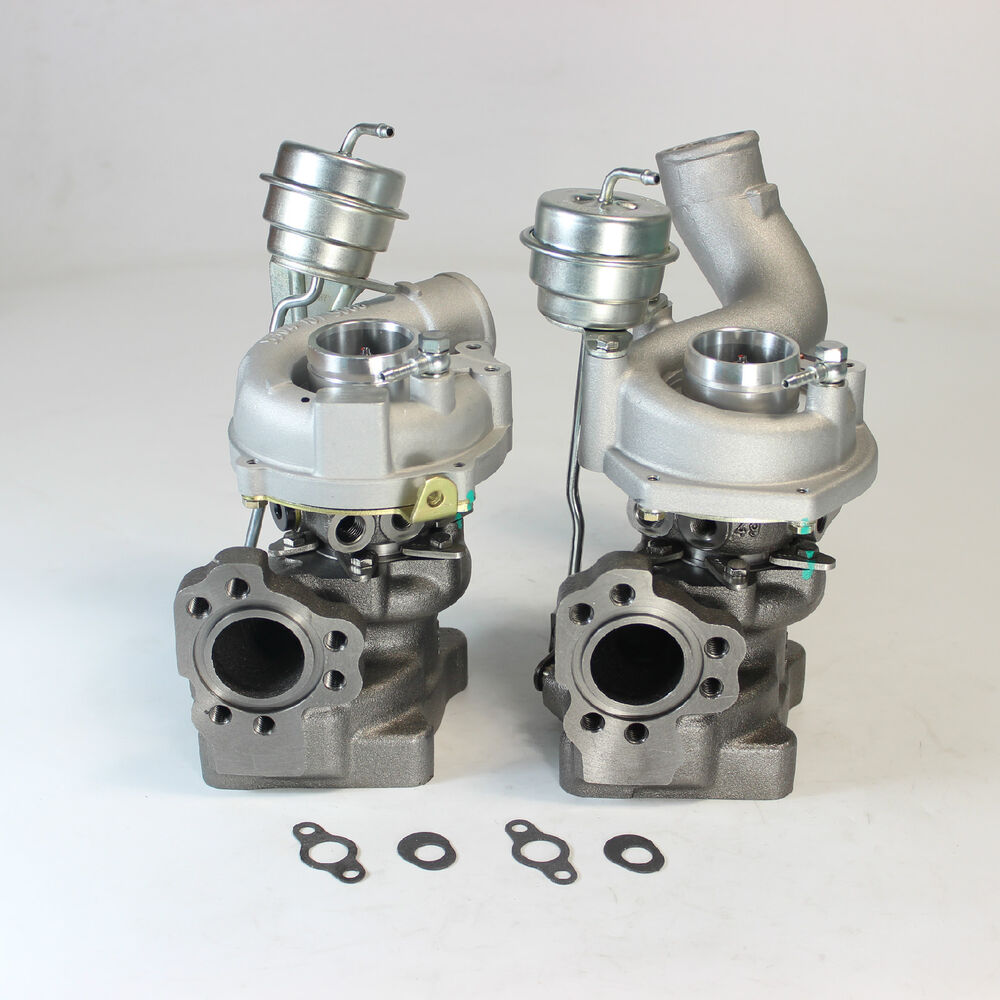 Twin Turbo Kit For Audi Rs4: K04-025 K04-026 Pair Twin Turbo Charger For Audi RS4 S4 A6