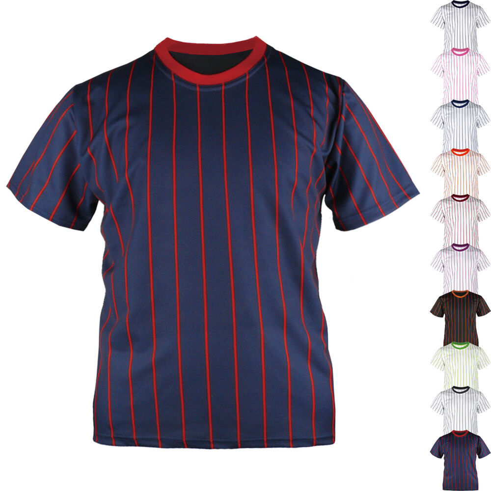 new men womens baseball blank striped jersey raglan t shirt team sport tee tops ebay. Black Bedroom Furniture Sets. Home Design Ideas