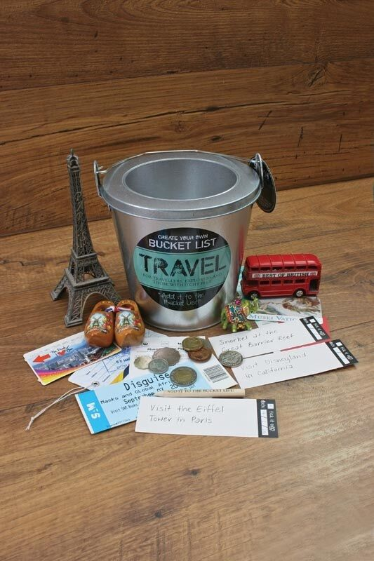 Bucket list great new unusual gift ideas for her him for List of gifts for her
