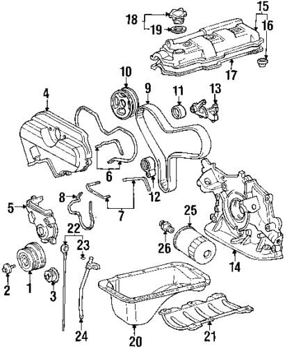 1993 toyota pickup oem parts
