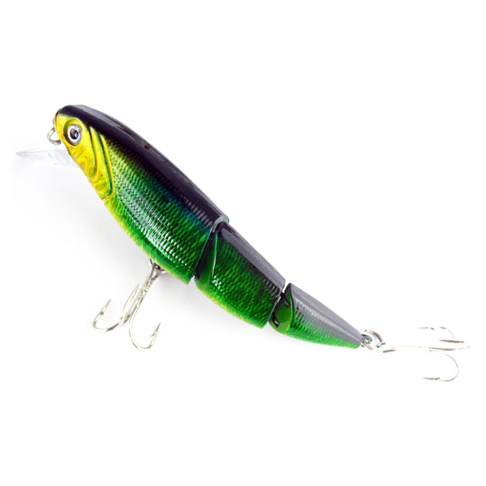 Pro 1pcs fishing lures spinner baits crankbait assorted for Spinner fishing lures