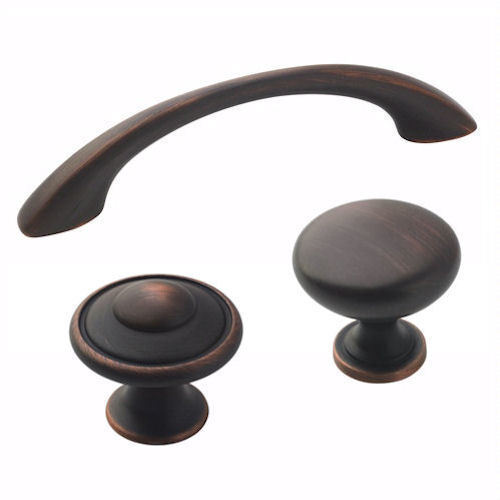 oil rubbed bronze cabinet hardware amerock rubbed bronze cabinet hardware pulls knobs ebay 23982