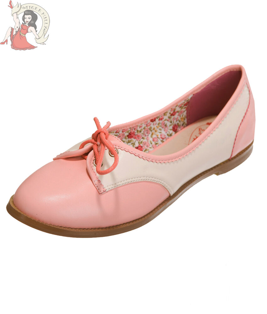 Cream Flat Shoes Women