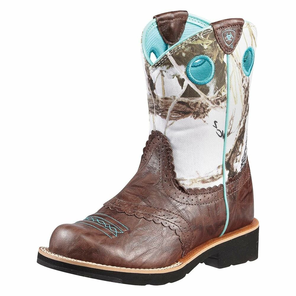 Kids Shoes Leather Western Boots