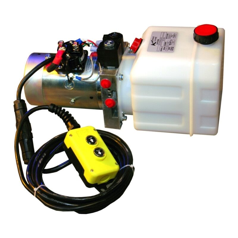 power up power down hydraulic pump wiring power 12 volt dc hydraulic pump double acting dump trailer on power up power down hydraulic