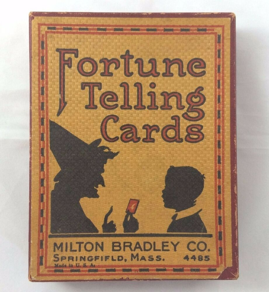 Fortune Telling Games