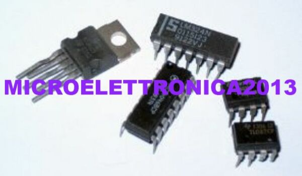 N°1  -  LM2917N8 - National - DIP8 - 7 Frequency to Voltage Converter
