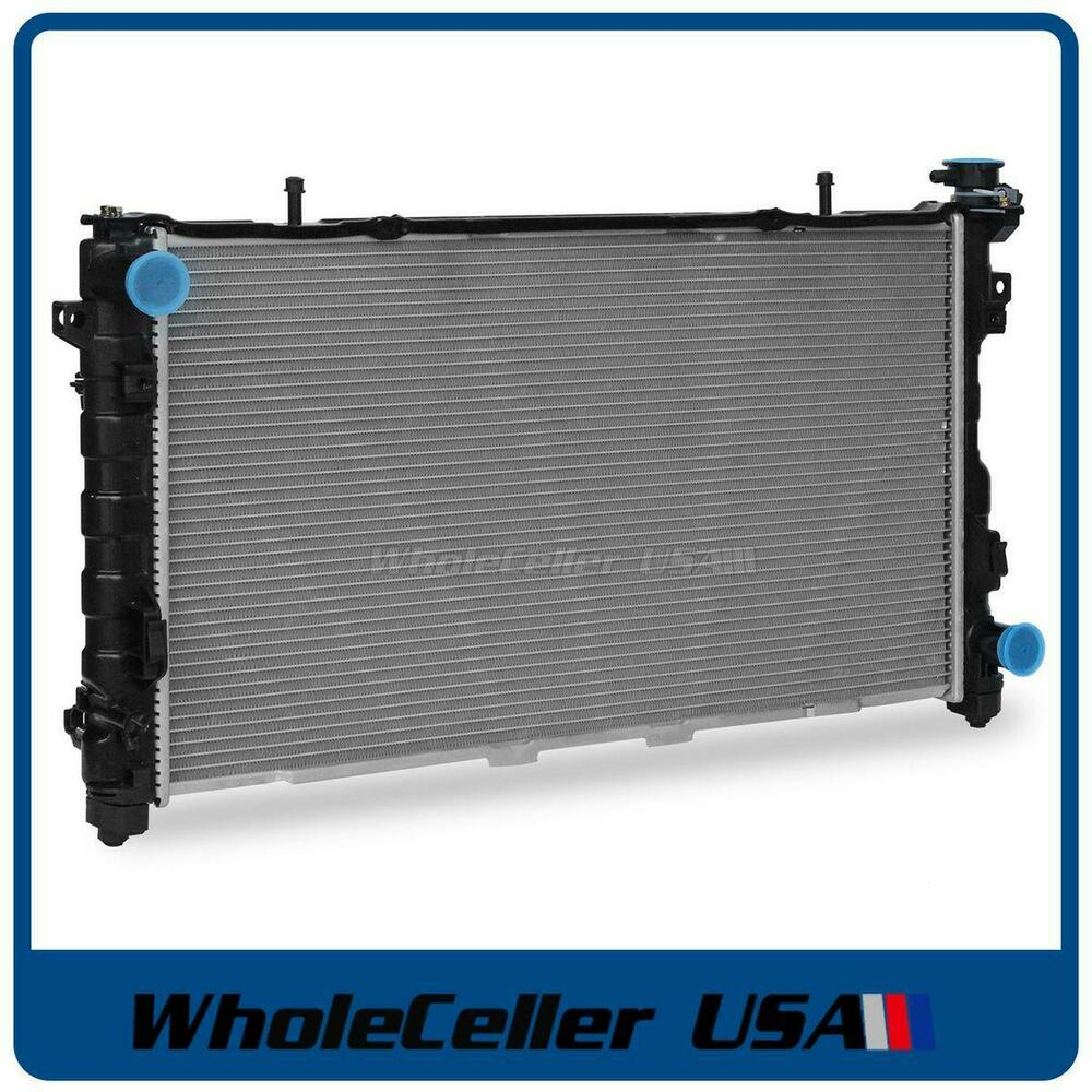 2795 radiator for chrysler town country voyager 3 3l 3 8l v6 2005 2006 2007 ebay. Black Bedroom Furniture Sets. Home Design Ideas