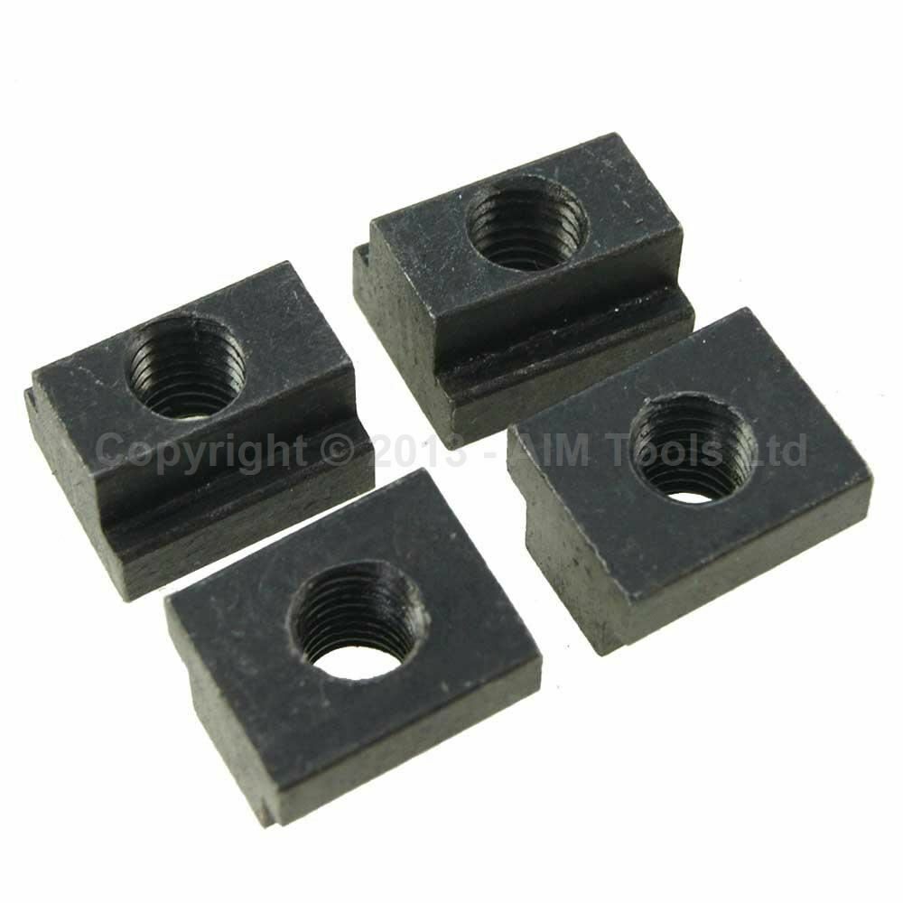402220 4pcs Tee Nuts Machine Milling Working Table Fixing