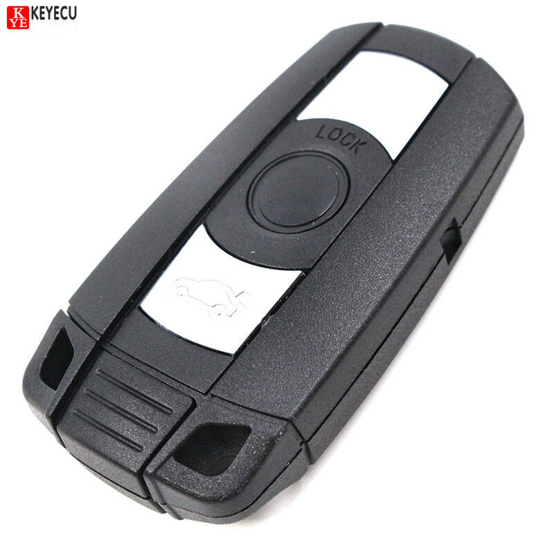 Volvo Key Replacement Cost: Replacement Remote Key Fob 868MHz For BMW 5 7 Series X5 X6