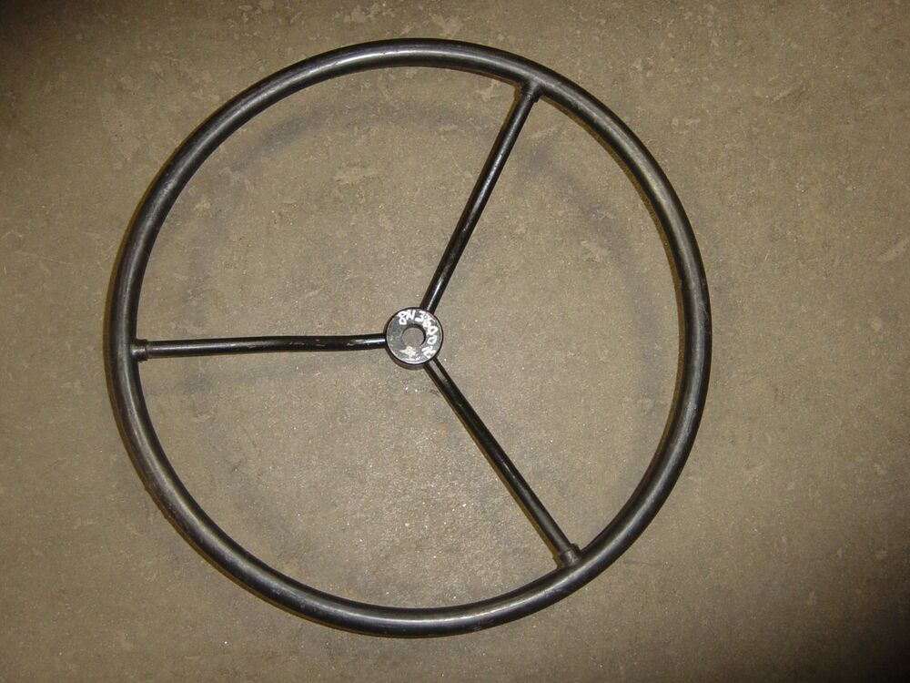 new ford steering wheel with 3 bare spokes  36 spline