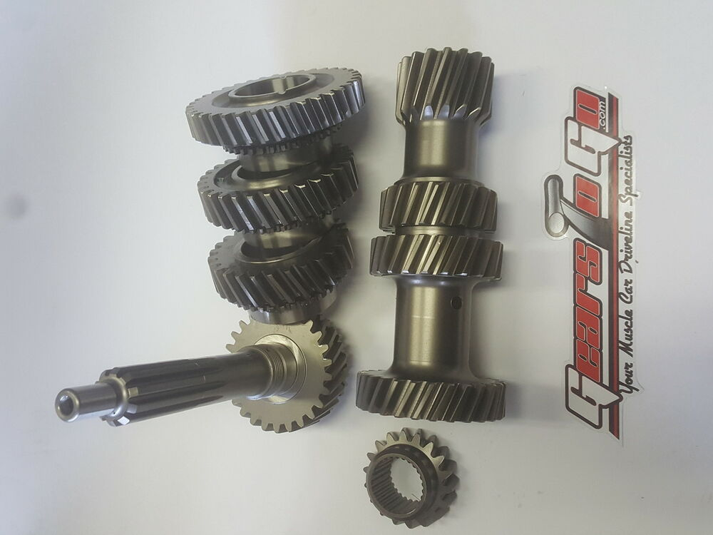 Muncie M22 Rockcrusher 4 Speed Close Ratio Gearset Gear