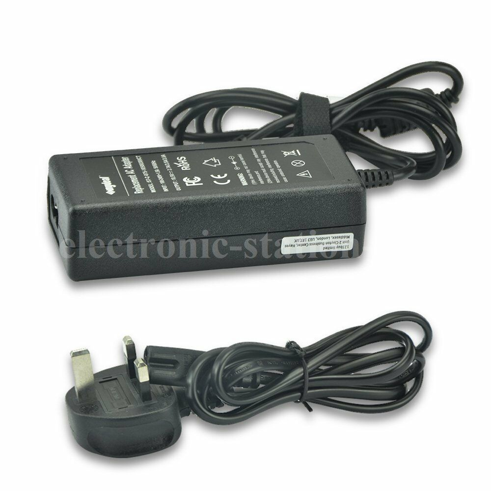 65W For HP Pavilion G6 Series Charger Power Supply Laptop ...