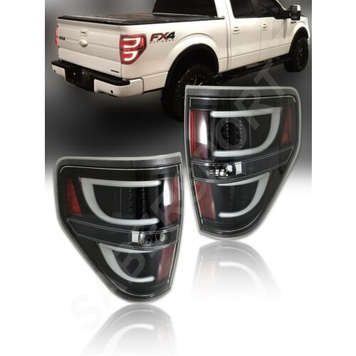 set-of-pair-black-clear-v2-led-taillights-for-20092014-ford-f150