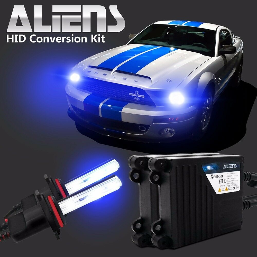 hid conversion kit h11 9006 9004 9007 headlight  u0026fog light
