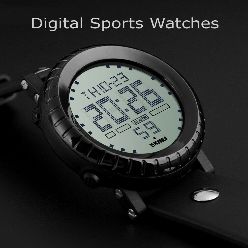 Armitron 4 Button Digital Sports Watch - Set Time and Date ...