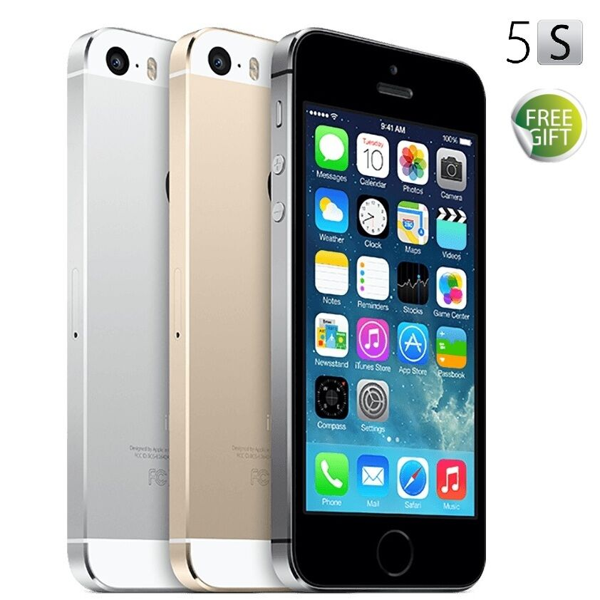 iphone 5s gsm unlocked apple iphone 5s cdma gsm unlocked 16gb 32gb 64gb 14808