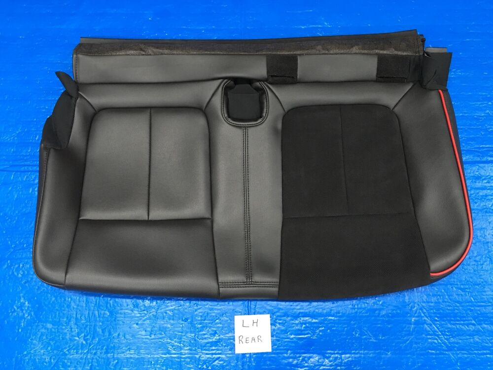 2013 2014 Ford F150 Fx4 Left Rear Seat Cover Bottom