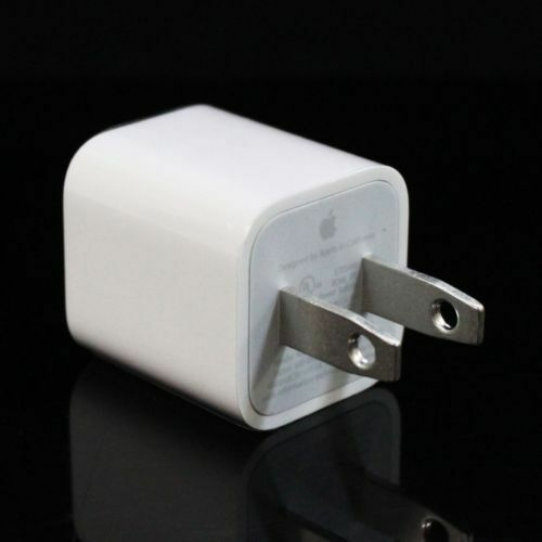 New 100 Original Usb Wall Home Charger Adapter A1385 For