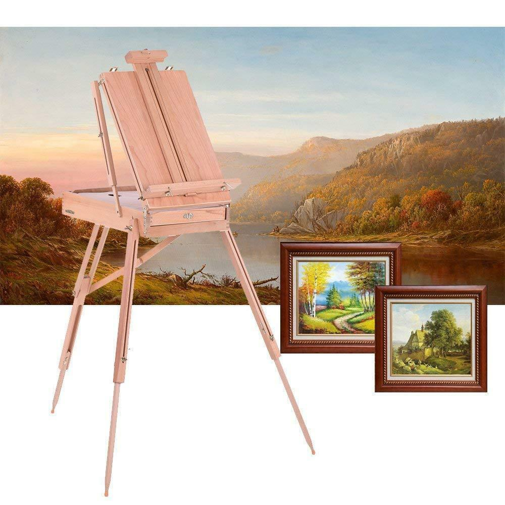 Best Easel For Canvas Painting