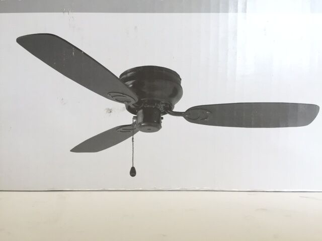 42 Quot Hugger Ceiling Fan Free Shipping And Free Additional