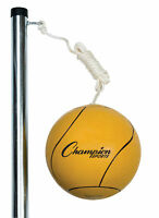 CHAMPION  DELUXE TETHERBALL SET - NEW