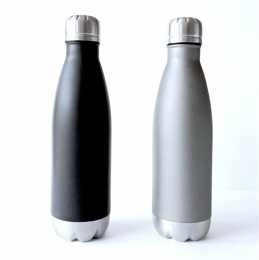 H2GO Force Stainless Steel 17 oz. Hot/Cold Double Wall ...