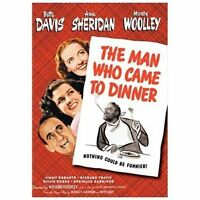 The Man Who Came to Dinner, New DVDs