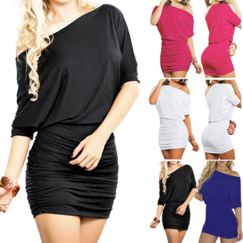 Women Summer Dress Sleeveless Bodycon SunDress Party Cocktail Short Mini Dresses
