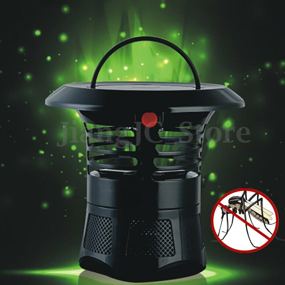 Electric Led Mosquito Killer Fly Bug Insect Pest Control