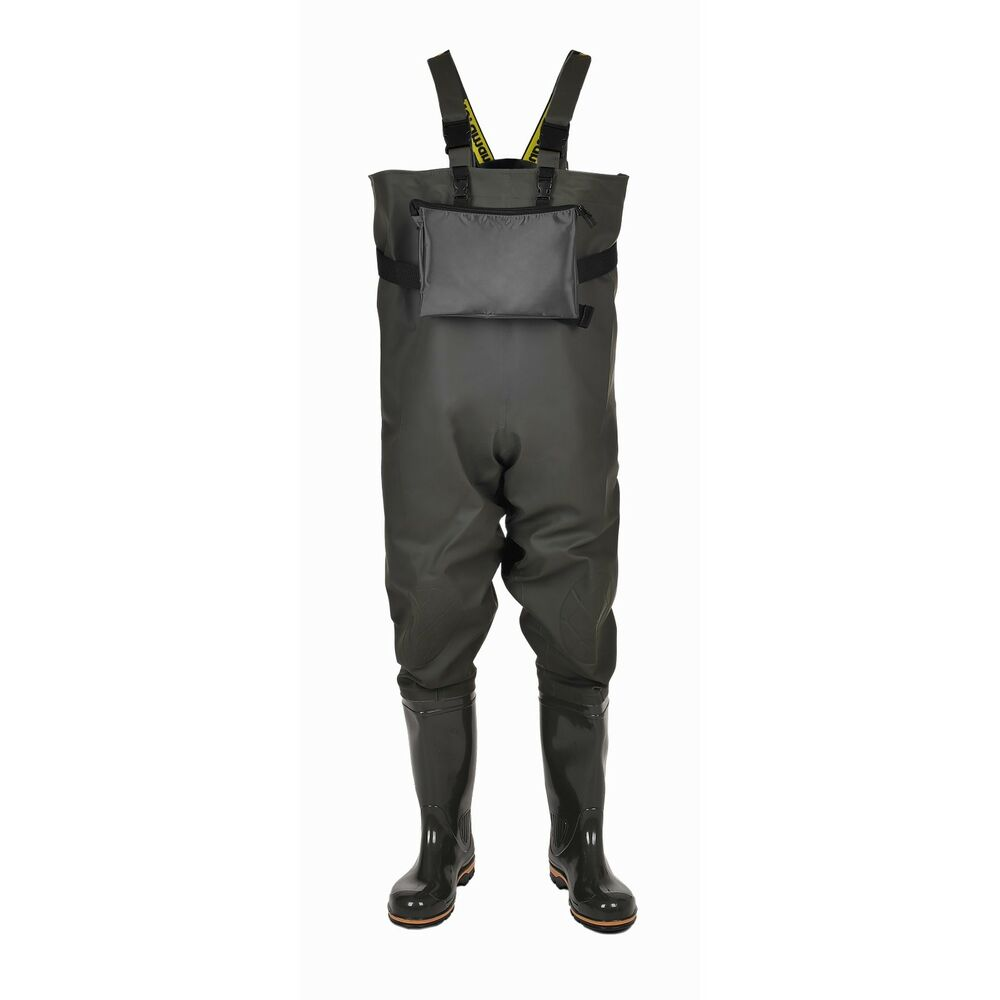 Waterproof overall chest waders fishing hunting for Chest waders for fishing
