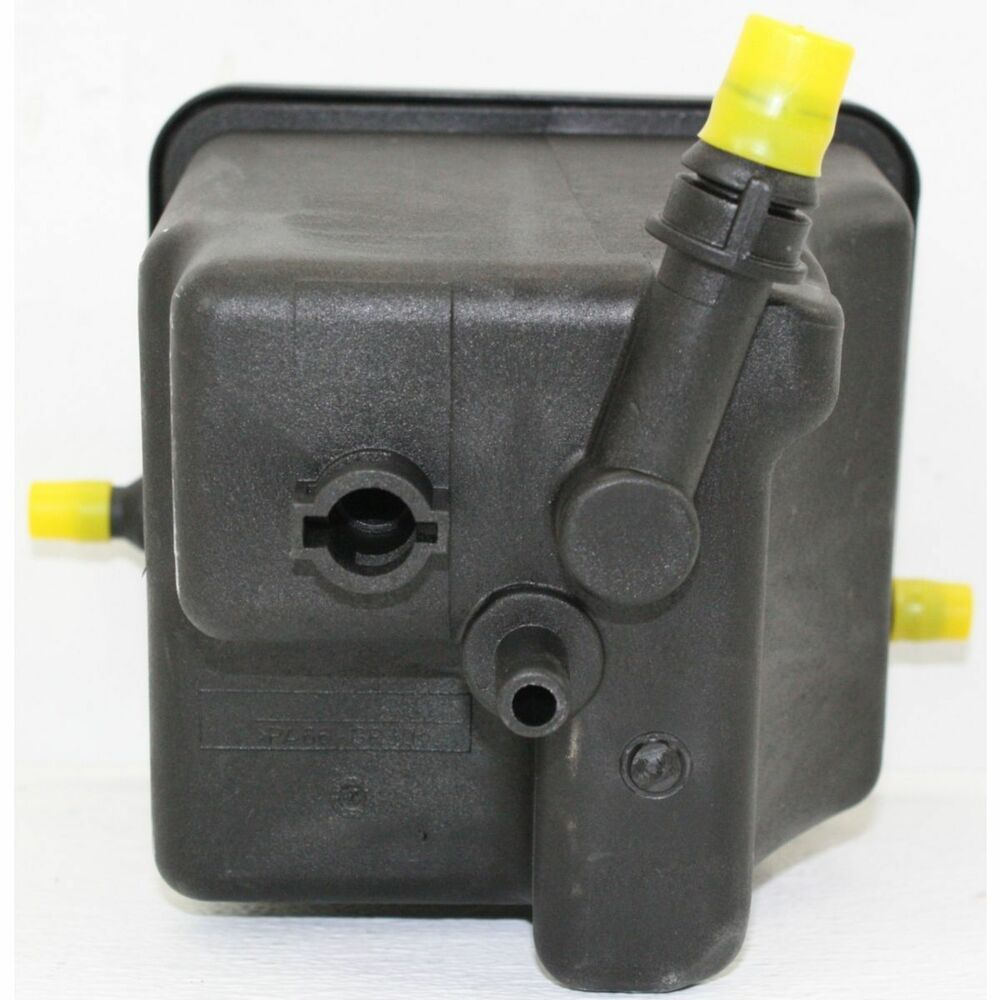 New Coolant Reservoir Expansion Radiator Tank For BMW E53