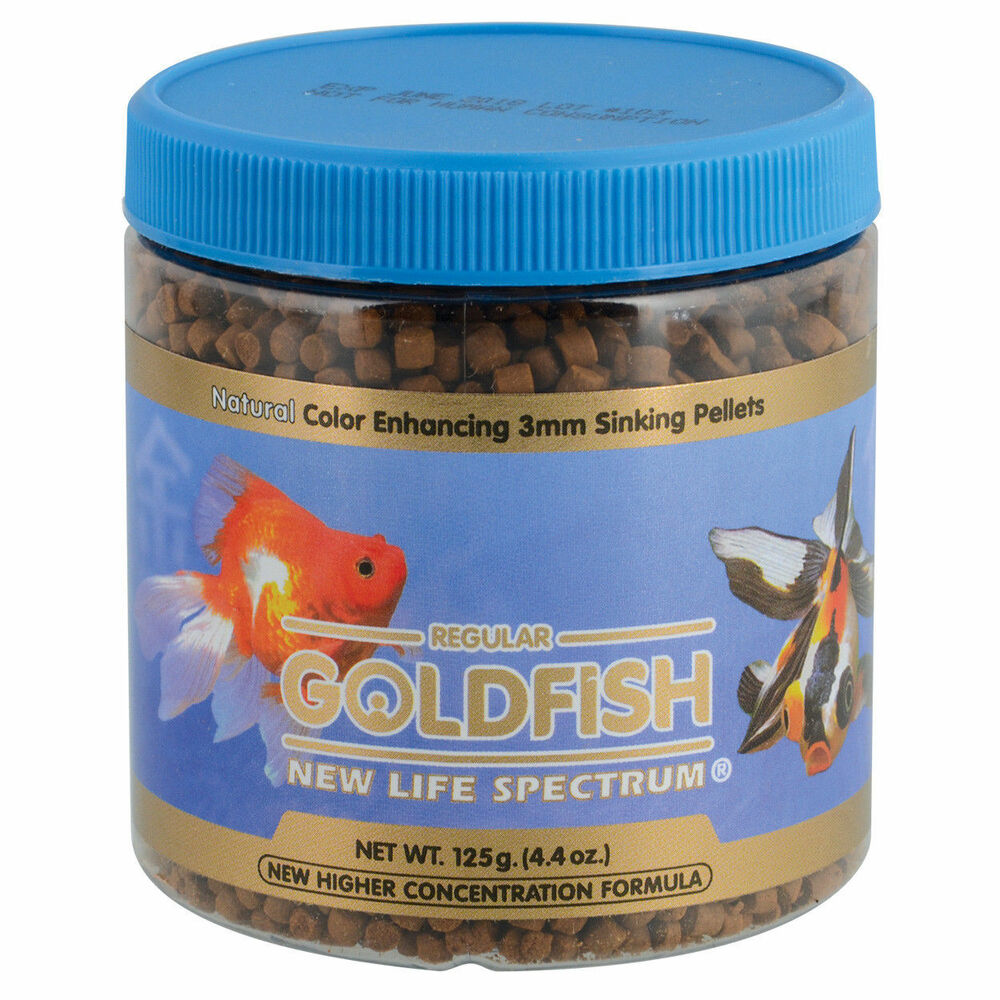 Where To Buy New Life Spectrum Fish Food