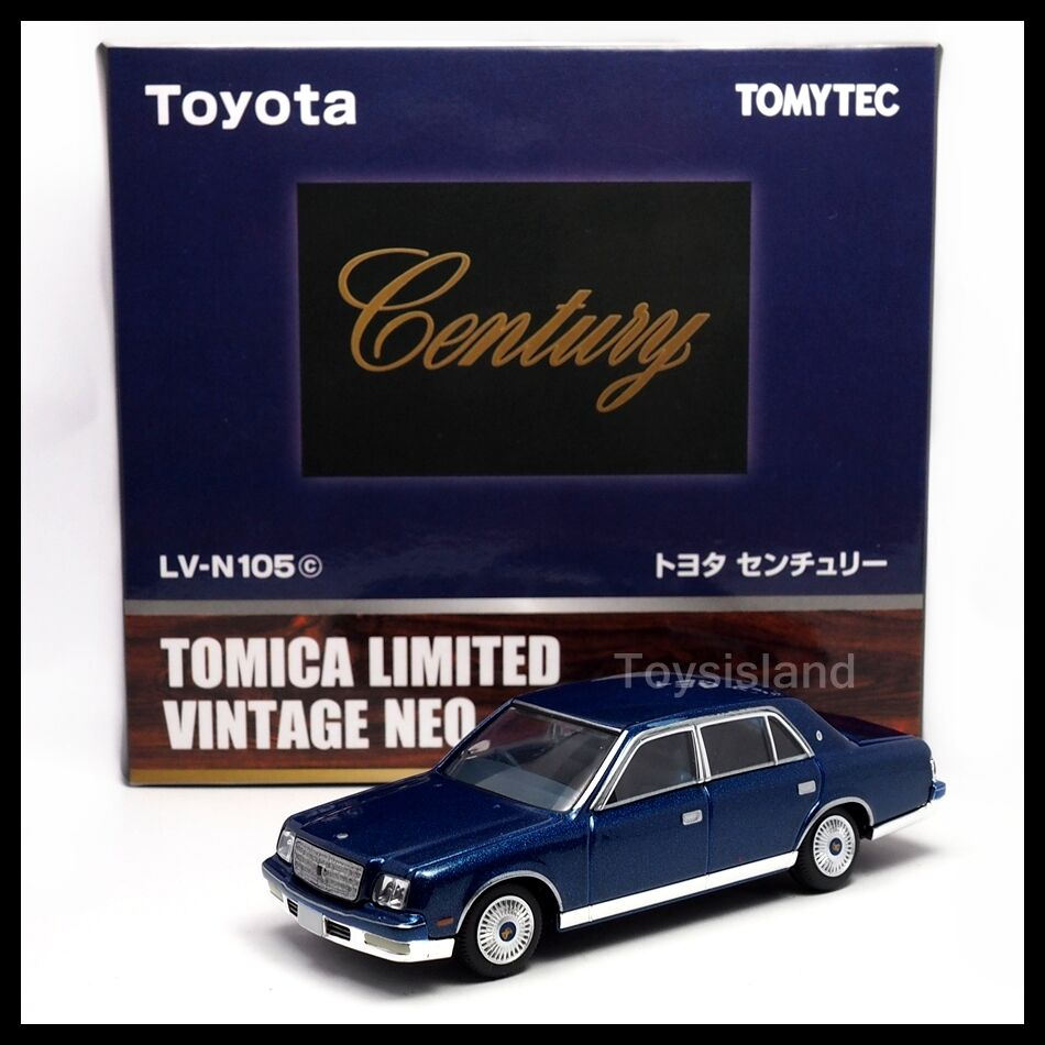 Tomica Limited Vintage NEO LV-N105c TOYOTA CENTURY 1/64
