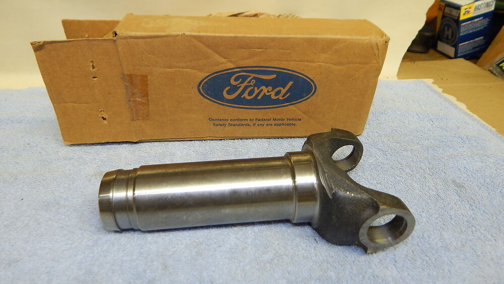 Ford F 350 Drive Shaft Parts : Nos ford truck f wd t speed l diesel