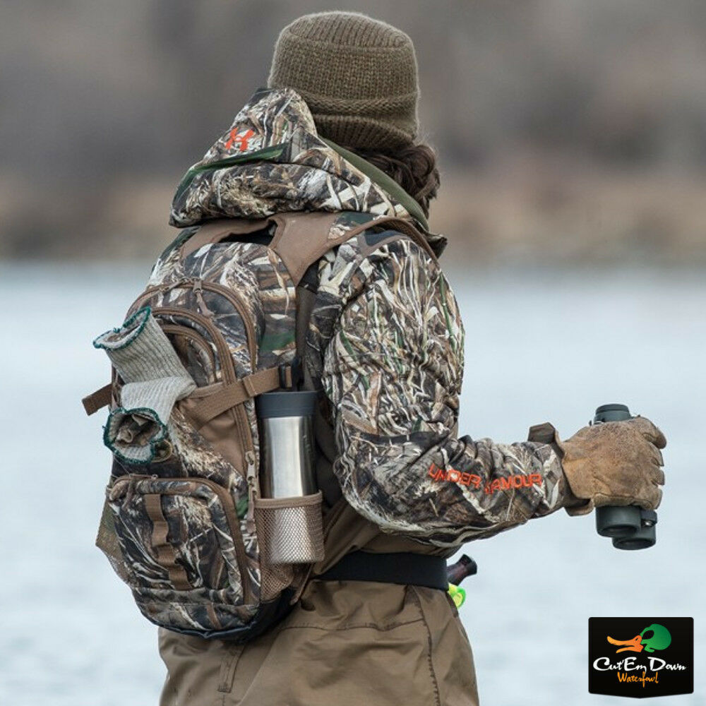 New Rig Em Right Waterfowl Stump Jumper Backpack Back Pack
