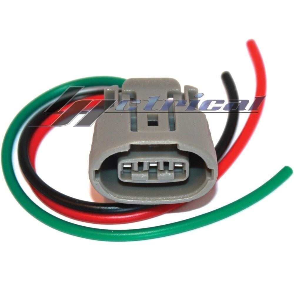 alternator repair harness 3 wire pin connector for nissan v200 sentra versa ebay