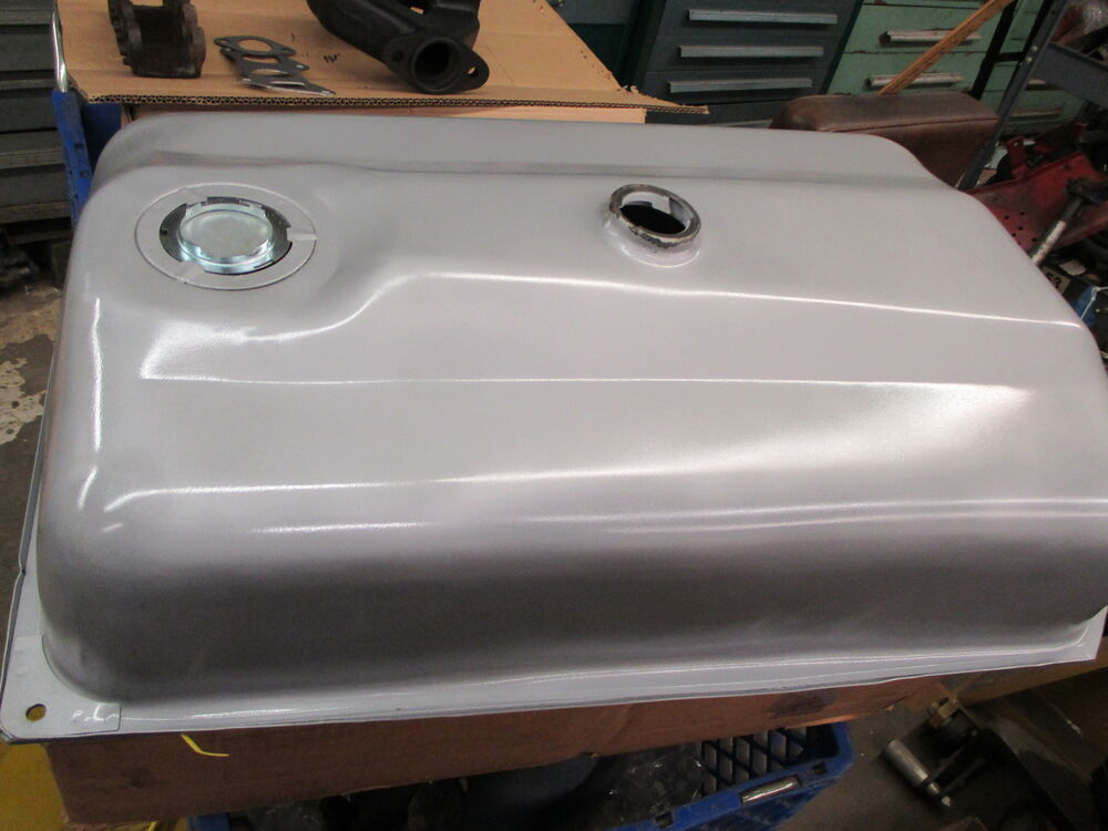 Farm Tractor Fuel Tanks : Ford naa jubilee more tractor gas tank w sending