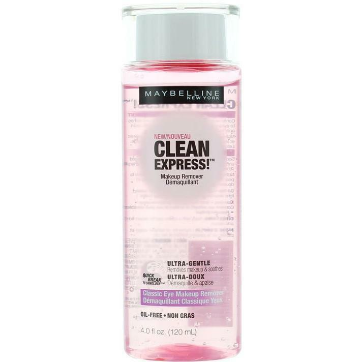 Clean Express! Classic Eye Makeup Remover by Maybelline #8
