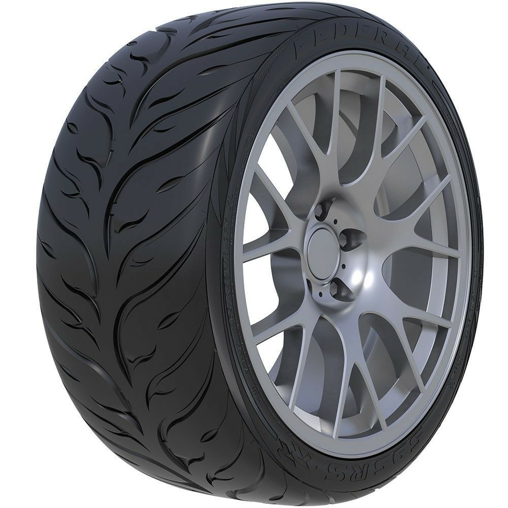 New Federal 595rs Rr Tire 255 35zr18 1 New Tire 255 35