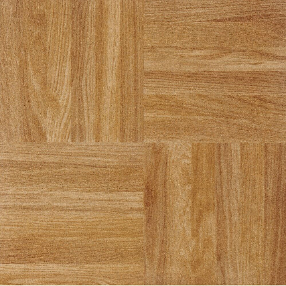 Peel and stick tile self adhesive vinyl flooring oak plank for Hardwood tile flooring