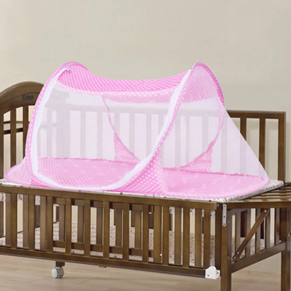 Used crib for sale ebay - Baby Mosquito Net Tent Mattress Cradle Bed Crib Canopy Netting Ebay