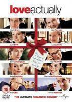 Love Actually DVD NEW AND SEALED romantic comedy film