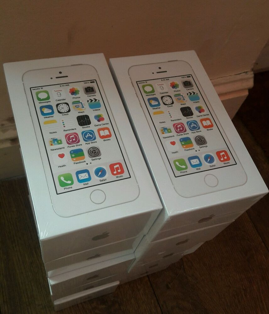new iphone 5s apple iphone 5s 16gb brand new seal pack unlock 4g ios 12685