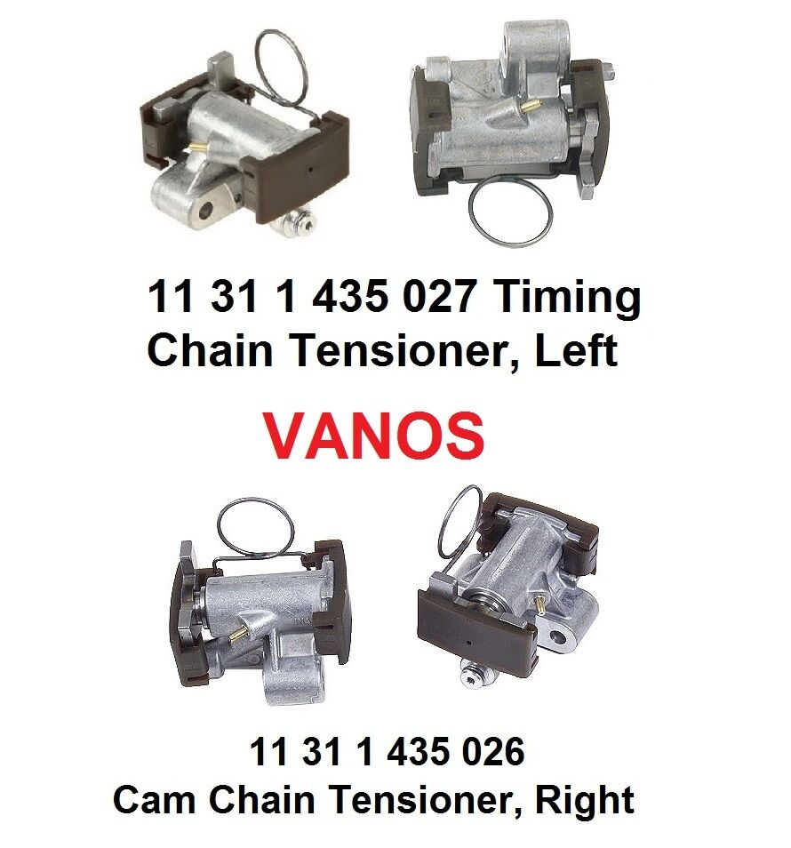 Land Rover Oem 03 05 Range Rover Engine Timing Chain: Camshaft Timing Chain Tensioners For Cam Chain FOR BMW