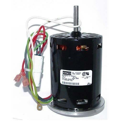 Desa Ready Heater Master Remington Motor W Capacitor