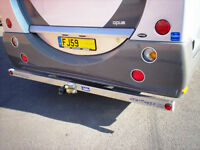 Motorhome towbars ( STAINLESS STEEL covered ) various styles, all makes.