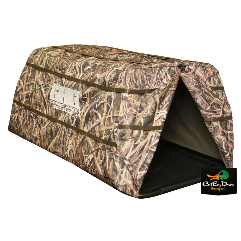 Avery Greenhead Gear Ghg Ground Force Dog Pop Up Blind