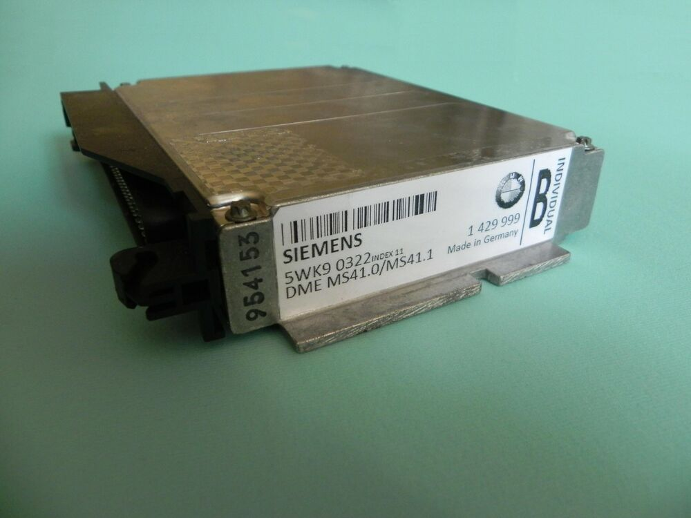 Bmw Chip Tuned Ecu For E36 M52b30 M52b32 Ms41 1 Up To