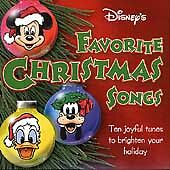 DISNEY'S FAVORITE CHRISTMAS SONGS: JOYFUL TUNES TO BRIGHTEN YOUR HOLIDAY! MUSIC